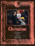 Christine - French Movie Poster (xs thumbnail)