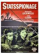 Highly Dangerous - Danish Movie Poster (xs thumbnail)