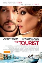 The Tourist - Australian Movie Poster (xs thumbnail)