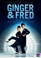 Ginger e Fred - French Re-release movie poster (xs thumbnail)