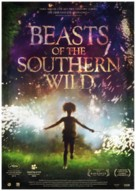 Beasts of the Southern Wild - German Movie Poster (xs thumbnail)
