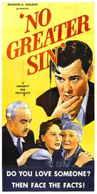 No Greater Sin - Movie Poster (xs thumbnail)