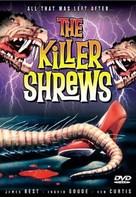 The Killer Shrews - DVD cover (xs thumbnail)