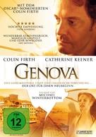 Genova - German DVD cover (xs thumbnail)