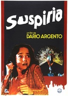 Suspiria - Spanish Movie Poster (xs thumbnail)