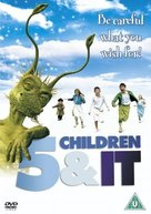 Five Children and It - British DVD cover (xs thumbnail)