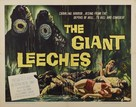 Attack of the Giant Leeches - Movie Poster (xs thumbnail)