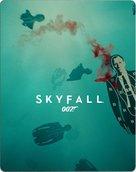 Skyfall - Blu-Ray movie cover (xs thumbnail)
