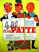 Le fil à la patte - French Movie Poster (xs thumbnail)