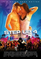 Step Up Revolution - Belgian Movie Poster (xs thumbnail)