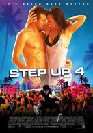 Step Up Revolution - Belgian Movie Poster (xs thumbnail)