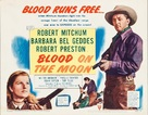 Blood on the Moon - Movie Poster (xs thumbnail)