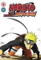 Gekijô-ban Naruto shippûden - British DVD cover (xs thumbnail)