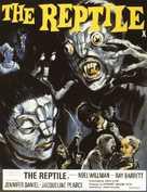 The Reptile - British Movie Poster (xs thumbnail)