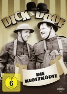 Block-Heads - German DVD cover (xs thumbnail)