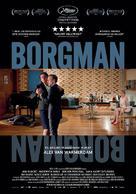 Borgman - Danish Movie Poster (xs thumbnail)