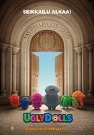 UglyDolls - Finnish Movie Poster (xs thumbnail)
