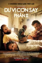 The Hangover Part II - Vietnamese Movie Poster (xs thumbnail)