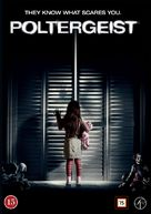 Poltergeist - Danish DVD cover (xs thumbnail)