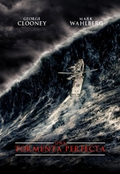 The Perfect Storm - Argentinian Movie Cover (xs thumbnail)