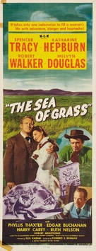 The Sea of Grass - Movie Poster (xs thumbnail)