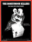 The Honeymoon Killers - French Movie Poster (xs thumbnail)
