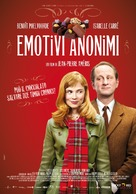 Les émotifs anonymes - Italian Movie Poster (xs thumbnail)