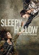 """Sleepy Hollow"" - DVD movie cover (xs thumbnail)"