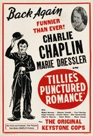 Tillie's Punctured Romance - Re-release movie poster (xs thumbnail)