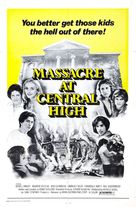 Massacre at Central High - Movie Poster (xs thumbnail)