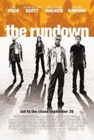 The Rundown - Movie Poster (xs thumbnail)