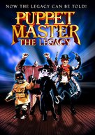 Puppet Master: The Legacy - Movie Cover (xs thumbnail)