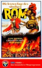 L'incendio di Roma - German Movie Cover (xs thumbnail)