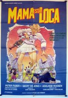 Mama is boos! - Dutch Movie Poster (xs thumbnail)