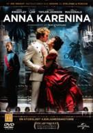 Anna Karenina - Danish Movie Cover (xs thumbnail)