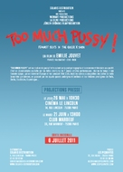 Too Much Pussy! Feminist Sluts, a Queer X Show - French Movie Poster (xs thumbnail)