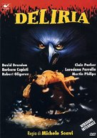Deliria - Italian DVD movie cover (xs thumbnail)