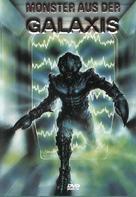 Biohazard - German DVD movie cover (xs thumbnail)