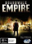 """Boardwalk Empire"" - Australian DVD movie cover (xs thumbnail)"