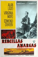 The Big Land - Argentinian Movie Poster (xs thumbnail)