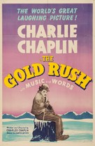 The Gold Rush - Re-release movie poster (xs thumbnail)