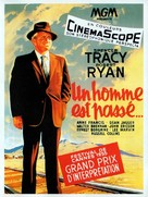 Bad Day at Black Rock - French Movie Poster (xs thumbnail)