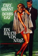 That Touch of Mink - German Theatrical movie poster (xs thumbnail)