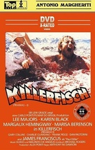 Killer Fish - German DVD movie cover (xs thumbnail)