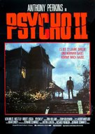 Psycho II - German Movie Poster (xs thumbnail)