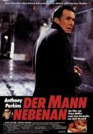 Mann nebenan, Der - German Movie Poster (xs thumbnail)