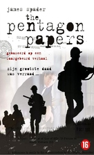 The Pentagon Papers - Dutch Movie Cover (xs thumbnail)