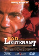 Bad Lieutenant - German Movie Cover (xs thumbnail)