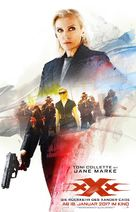 xXx: Return of Xander Cage - German Movie Poster (xs thumbnail)