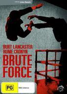 Brute Force - Australian DVD movie cover (xs thumbnail)